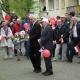 Manifestacja SLD w Zdu�skiej Woli